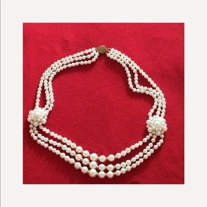 🌹3 for $20🌹Faux Pearl Necklace